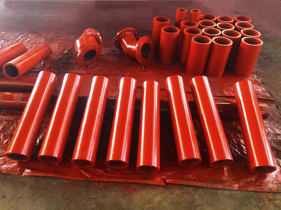 陶瓷复合直管