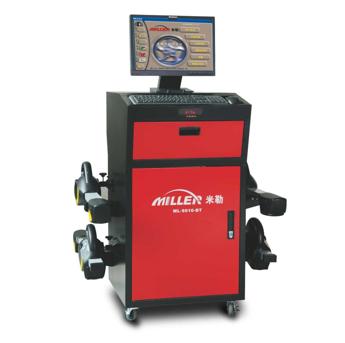 蓝牙CCD定位仪 ML-9010-BT