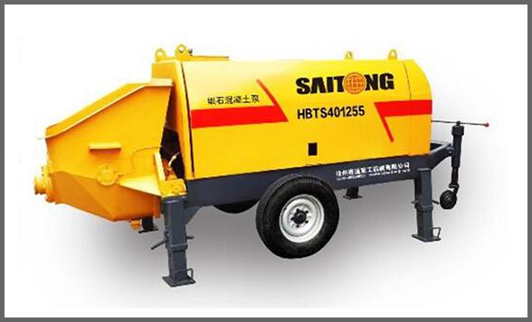 HBTS40型细石泵